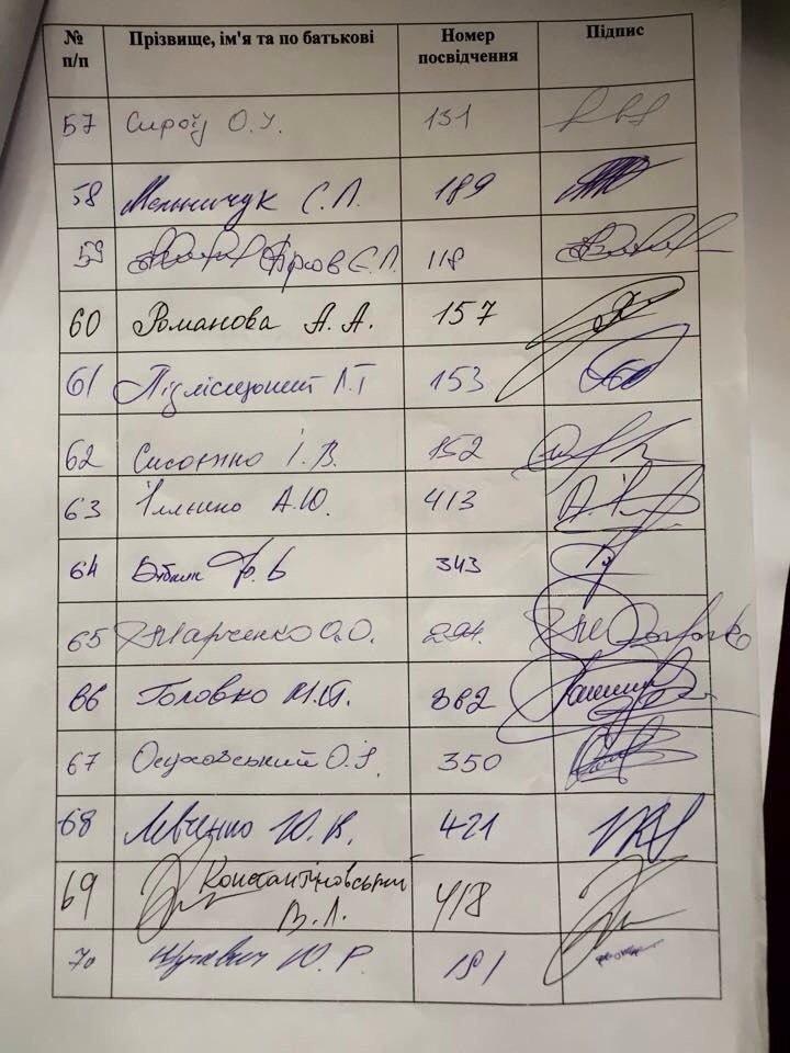 Нардепы от Кривого Рога не подписали постановление об отставке генпрокурора, фото-5