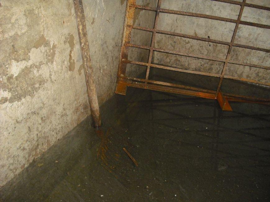 Сумская Венеция: Жители Тополянской 4 месяца страдают от подтоплений (СКАНЫ+ФОТО), фото-5