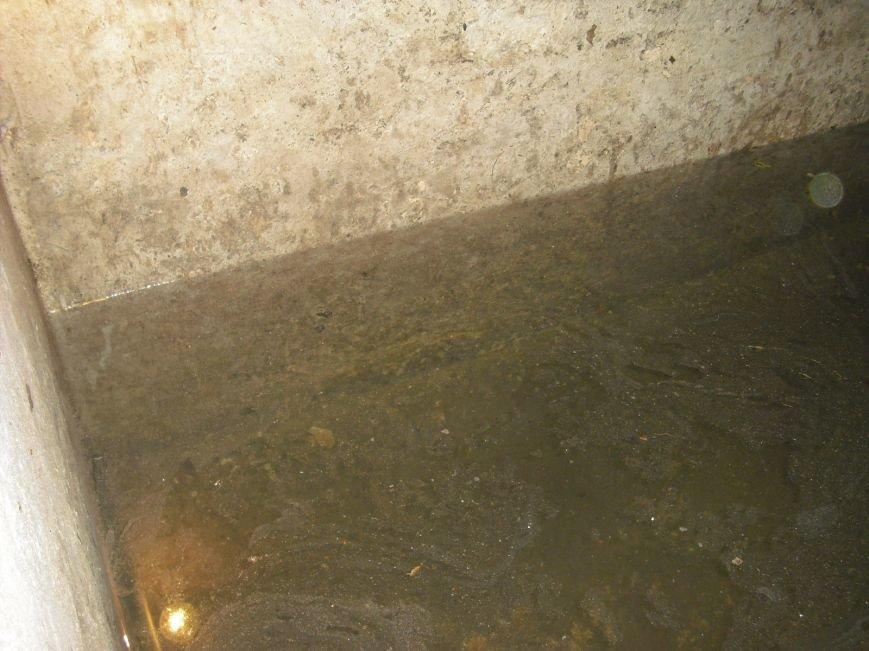 Сумская Венеция: Жители Тополянской 4 месяца страдают от подтоплений (СКАНЫ+ФОТО), фото-4