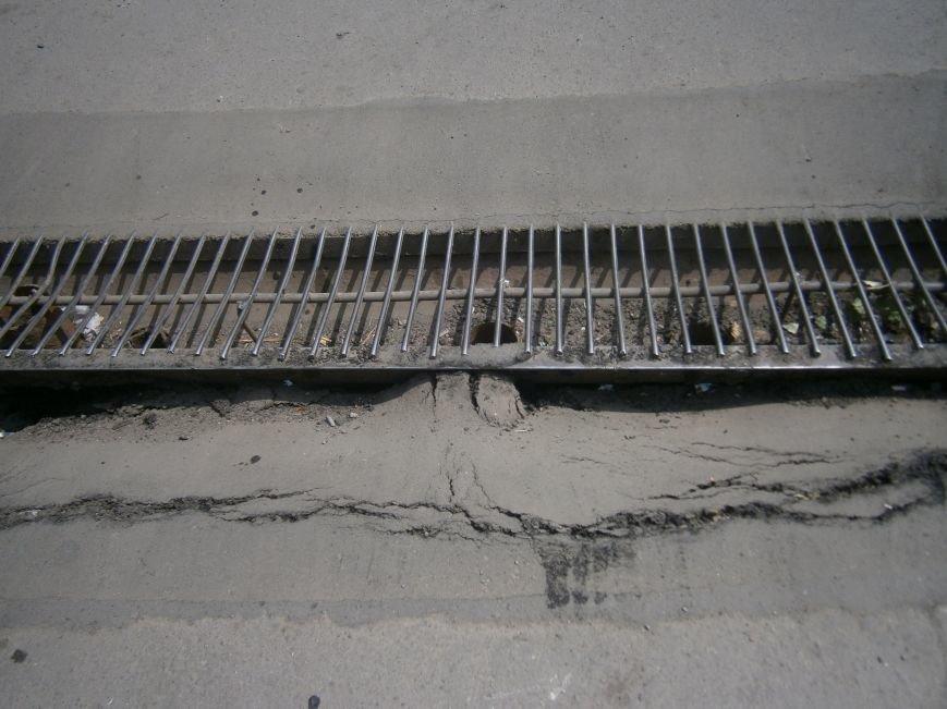 Попытка усовершенствовать ливневую систему в Димитрове – провалилась (фото) - фото 8