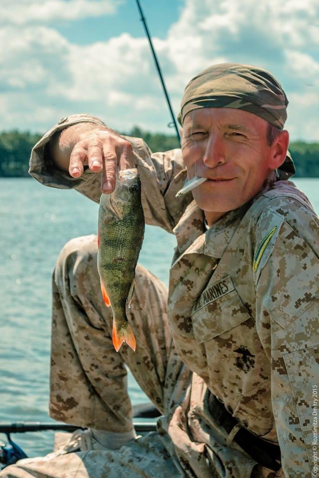 В Днепропетровске АТОшников реабилитируют рыбалкой (ФОТО) (фото) - фото 1