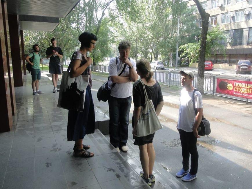 В Мариуполе архитекторы предложили переделать цеха метпредприятий в залы арт-пространства, туризма и экстрима (ФОТО), фото-14
