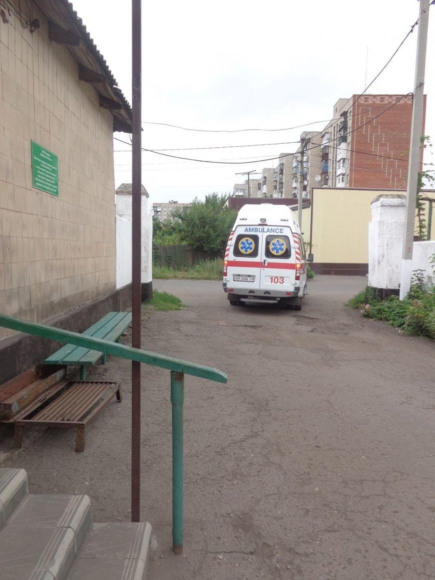В Красноармейских больницах нет недостатка в медикаментах, но есть в медиках (фото) - фото 2