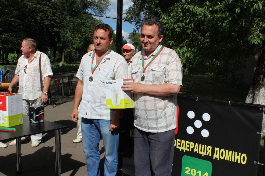 В Кривом Роге определился победитель первого турнира по парному домино (ФОТО), фото-15
