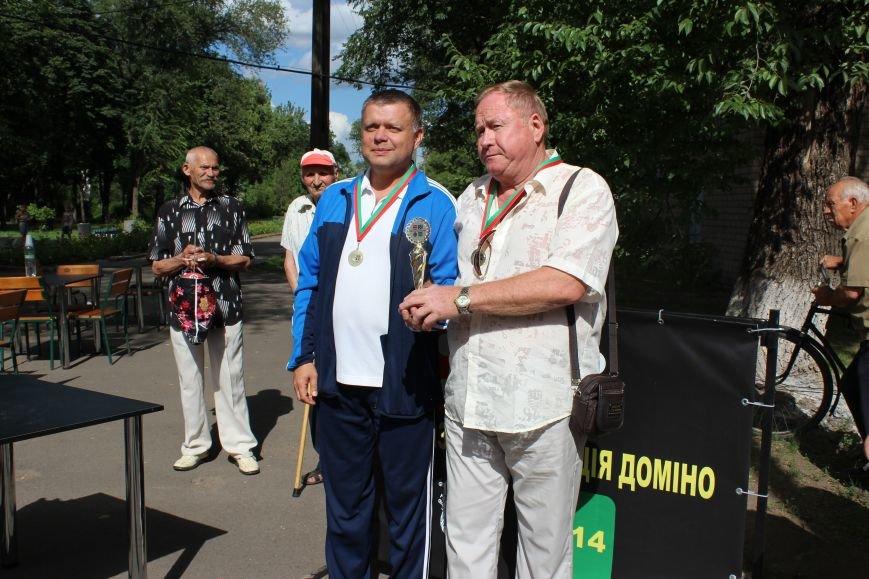 В Кривом Роге определился победитель первого турнира по парному домино (ФОТО), фото-16