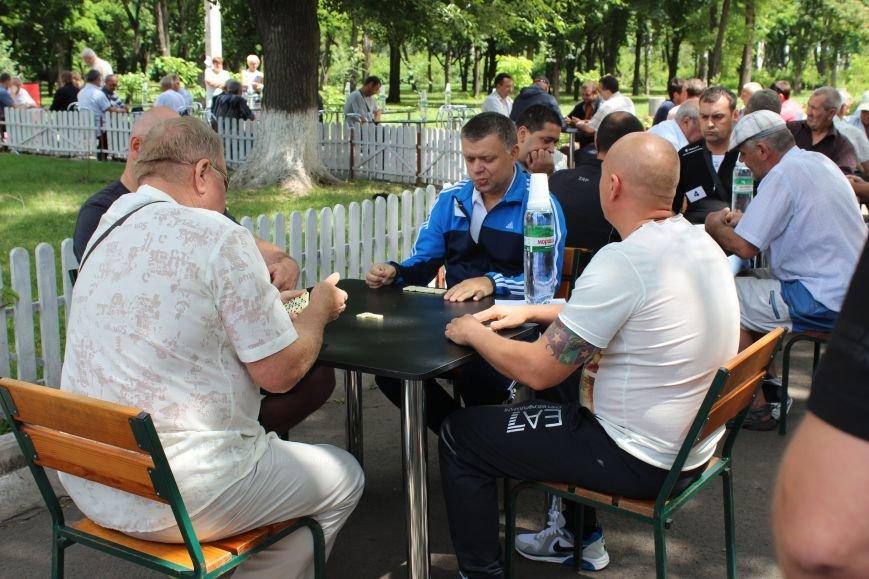 В Кривом Роге определился победитель первого турнира по парному домино (ФОТО), фото-2