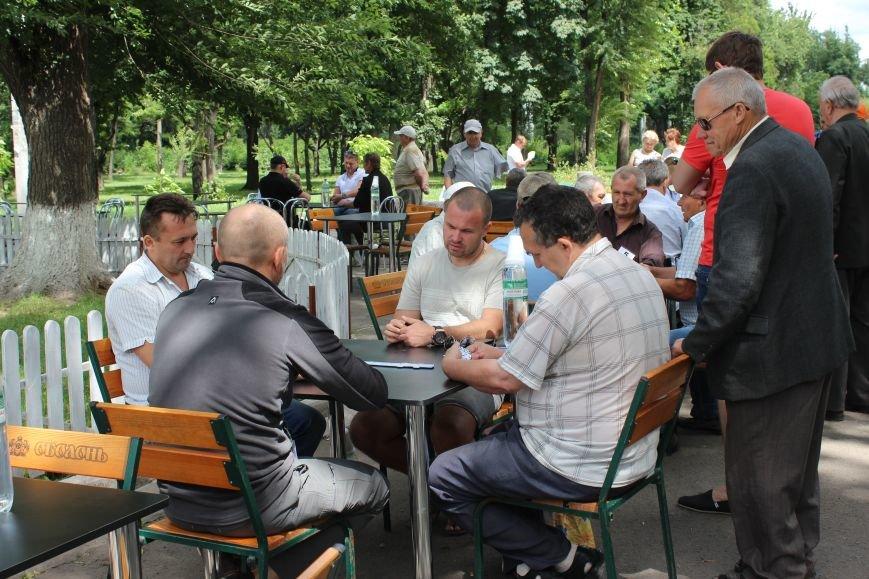 В Кривом Роге определился победитель первого турнира по парному домино (ФОТО), фото-10