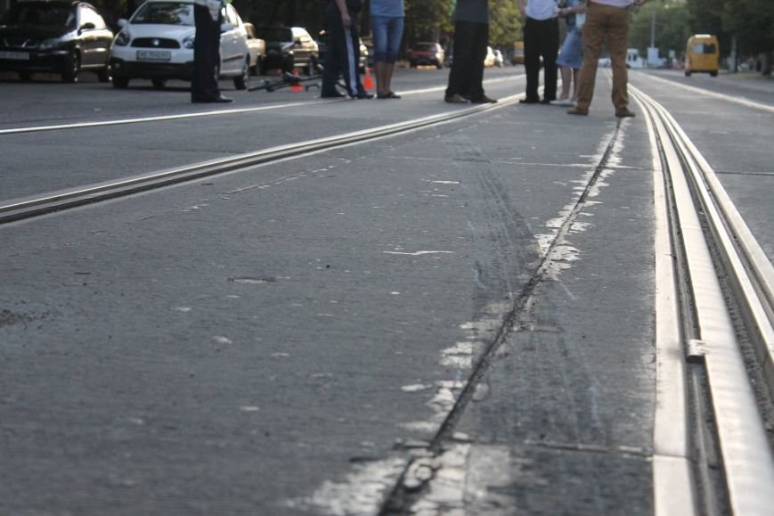 В Кривом Роге ребенок на велосипеде попал под колеса  «Chevrolet» (ФОТО), фото-9