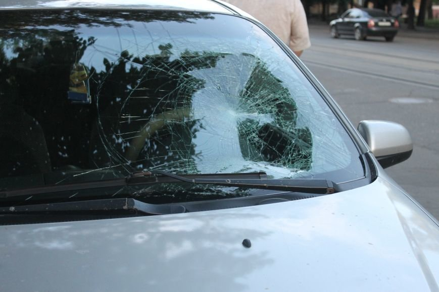 В Кривом Роге ребенок на велосипеде попал под колеса  «Chevrolet» (ФОТО), фото-7