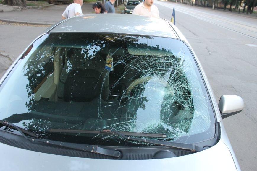 В Кривом Роге ребенок на велосипеде попал под колеса  «Chevrolet» (ФОТО), фото-4