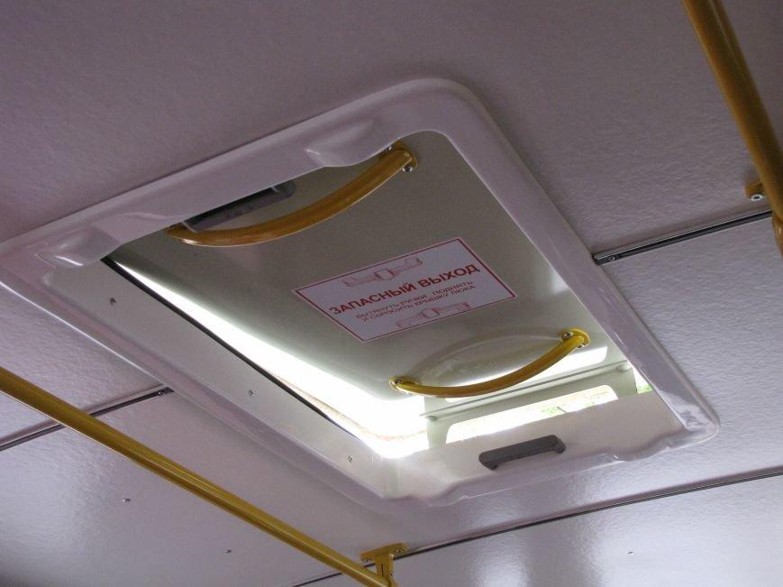 В Феодосии на маршруте №1 новые автобусы (Фото), фото-6