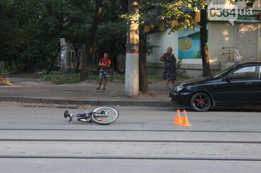 В Кривом Роге: ребенок попал под колеса автомобиля, на мосту Заречный -129 квартал заменили перила, пьяный мужчина бегал за женой со скалкой (фото) - фото 1