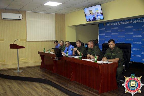 Планируется вывод всех  сотрудников милиции Донетчины за штат, - Аброськин (ФОТО) (фото) - фото 1