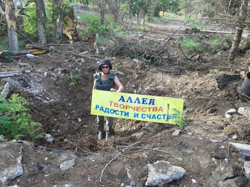 Жители Мариуполя поехали доказывать Киеву, что стратегические высоты оставлять опасно (ФОТО), фото-4