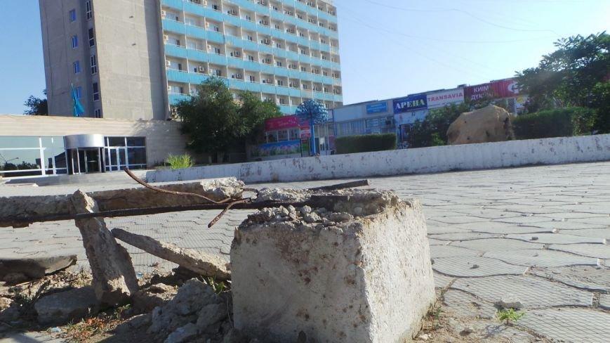 Фонтаны в Актау не «фонтан», фото-1