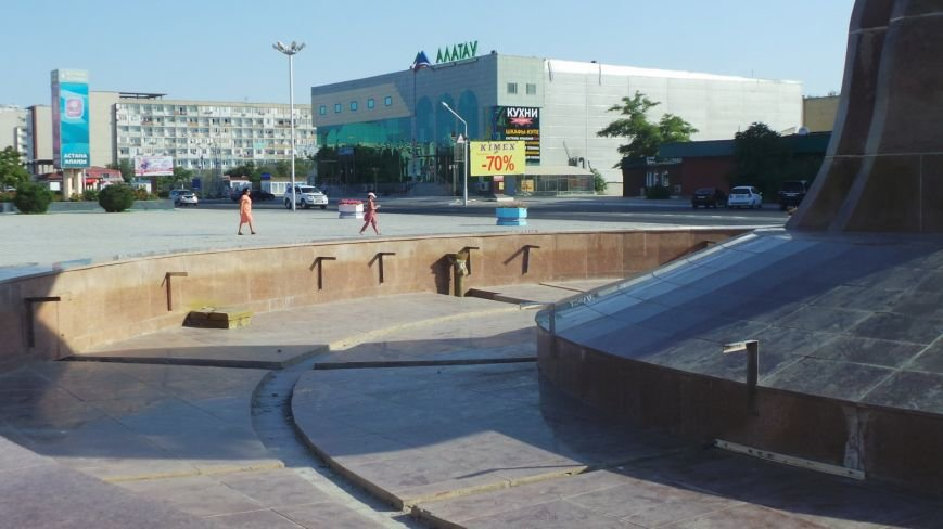 Фонтаны в Актау не «фонтан», фото-4