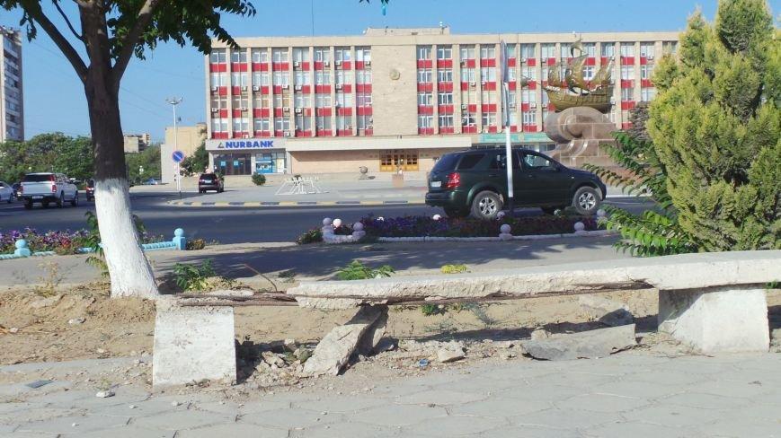 Фонтаны в Актау не «фонтан», фото-3