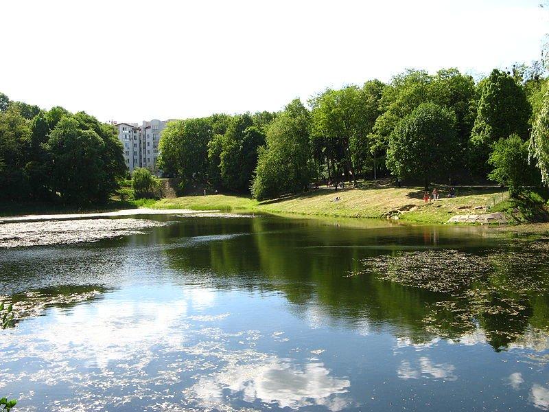 У двох львівських парках поліпшать стан водойм (ФОТО) (фото) - фото 2