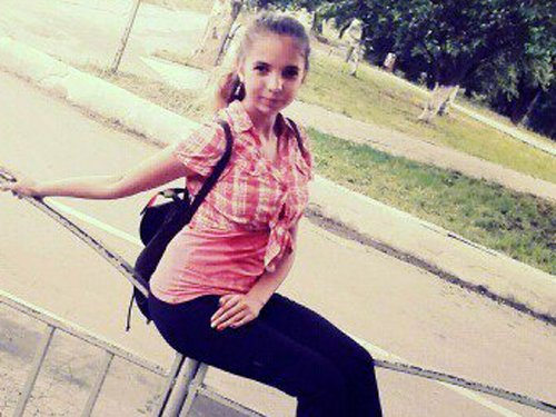 Милиция нашла 14-летнюю девочку, которая пряталась от родителей (ФОТО), фото-1