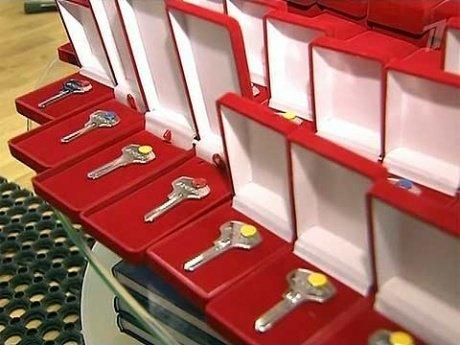 26 детей сирот получили ключи от  собственных квартир в Домодедове (фото) - фото 1