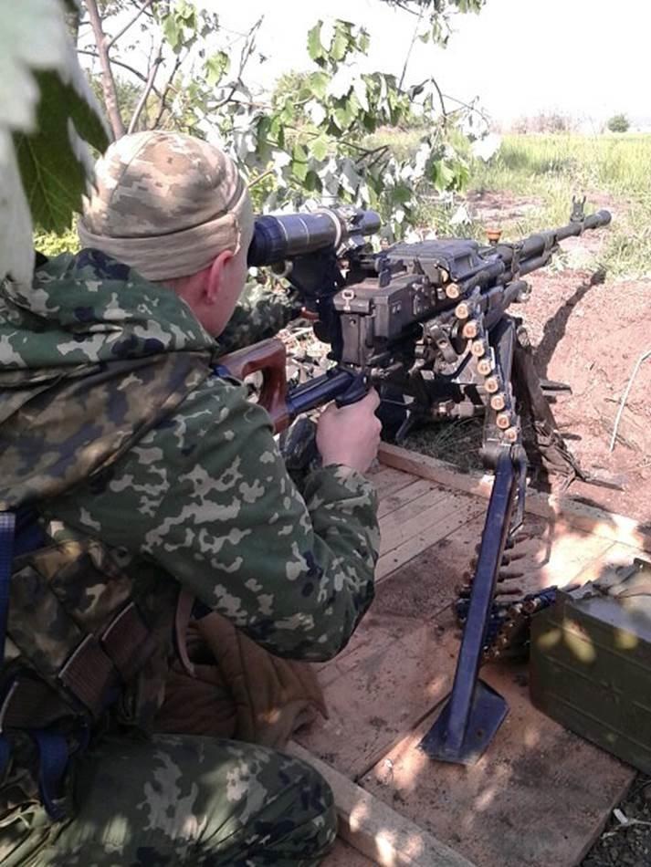 В Артемовске задержан боевик «ДНР» (ВИДЕО) (фото) - фото 1