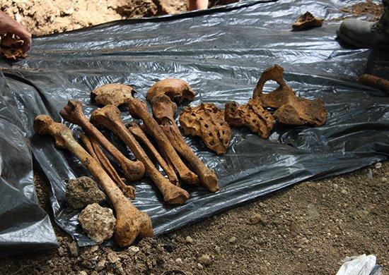 В Севастополе на территории воинской части найдены останки 14 советских воинов (ФОТО), фото-4