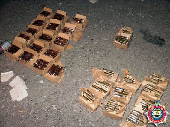 Волонтёры из Полтавщины пытались вывезти из зоны АТО боеприпасы (ФОТО) (фото) - фото 1