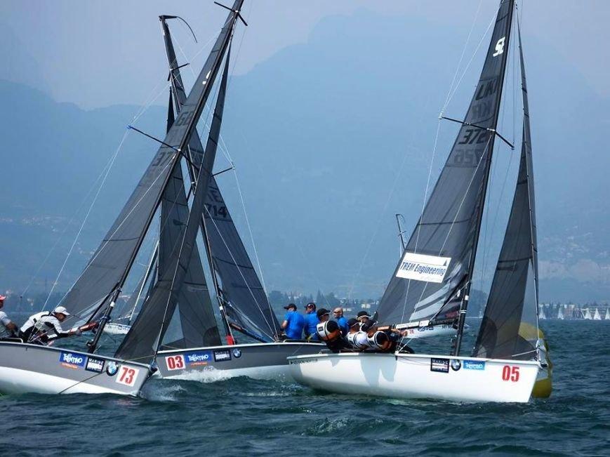 Яхтсмены из Днепропетровщины стали серебряными призерами чемпионата мира (фото) - фото 3