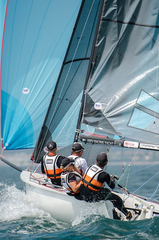 Яхтсмены из Днепропетровщины стали серебряными призерами чемпионата мира (фото) - фото 2
