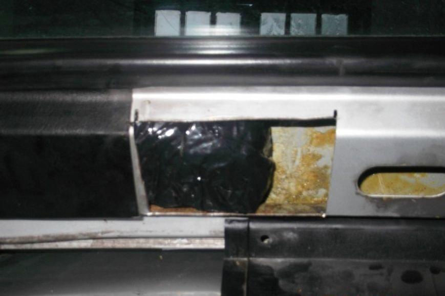 Львівські митники зупинили чергову спробу контрабанди бурштину (фото) - фото 2