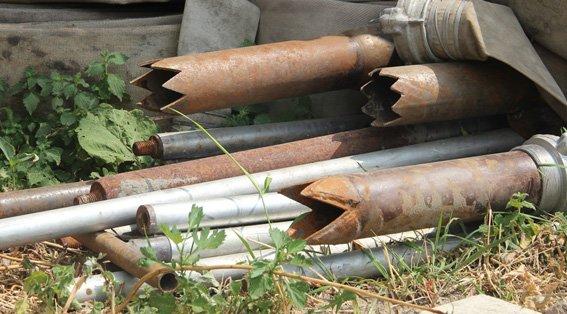 На Житомирщині затримано семеро чоловіків, які займались незаконним видобутком бурштину (фото) - фото 1