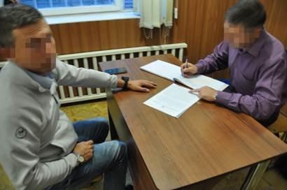 И.о. Петриковской райгосадминистрации попался на взятке в 20 000 гривен (фото) - фото 2