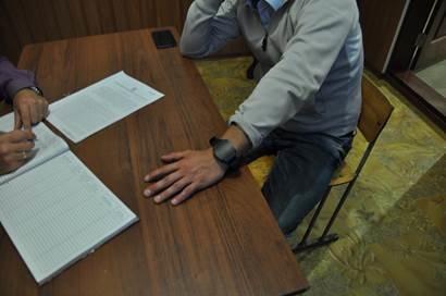 И.о. Петриковской райгосадминистрации попался на взятке в 20 000 гривен (фото) - фото 1