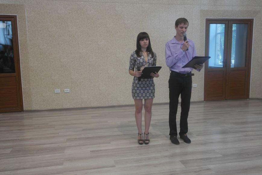 В ДонНТУ Красноармейска дипломы сегодня вручили дважды, фото-8
