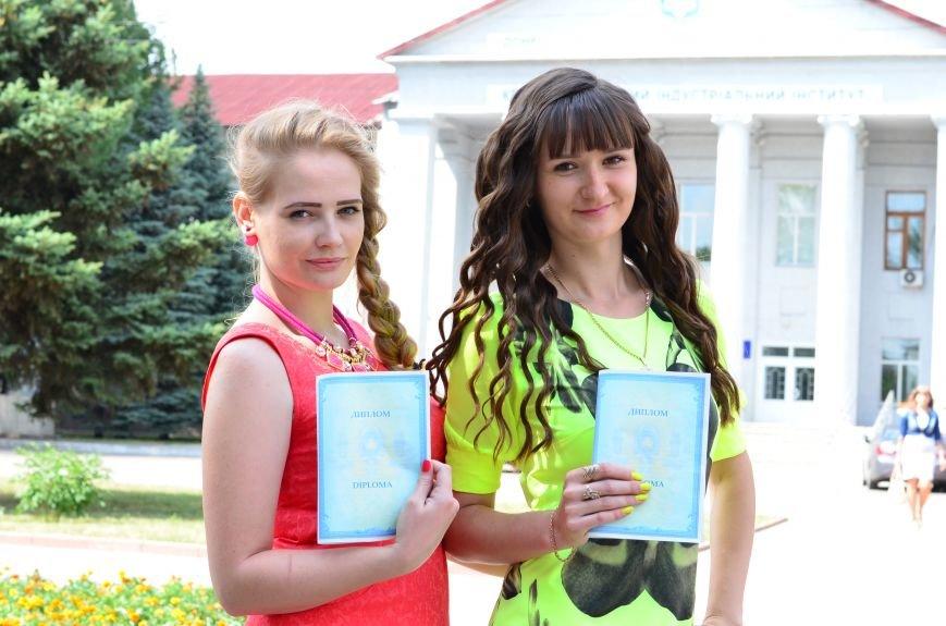 В ДонНТУ Красноармейска дипломы сегодня вручили дважды, фото-21