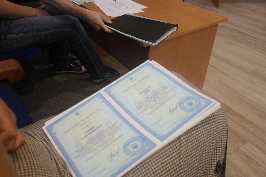 В ДонНТУ Красноармейска дипломы сегодня вручили дважды, фото-10