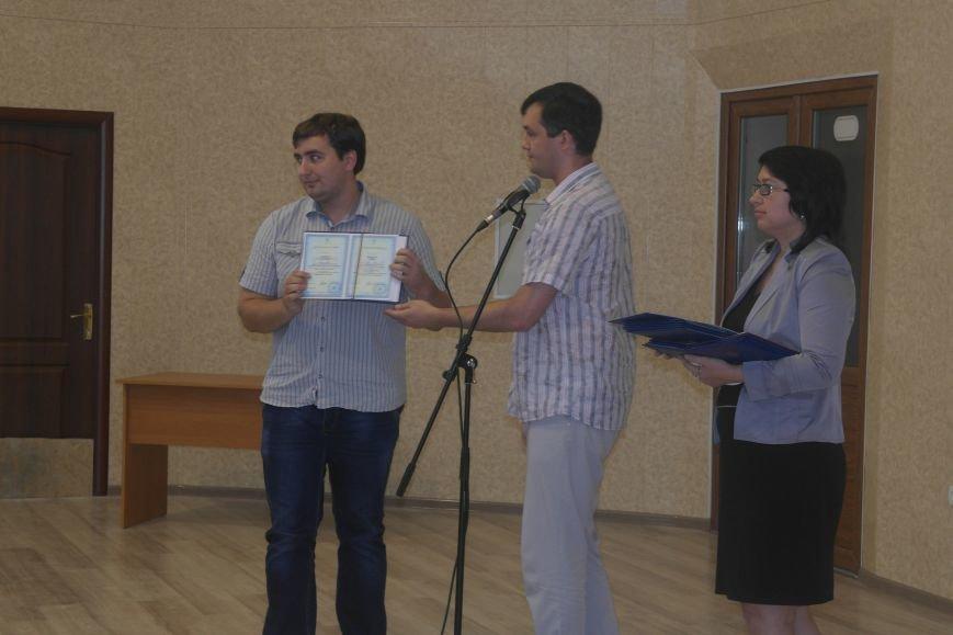 В ДонНТУ Красноармейска дипломы сегодня вручили дважды, фото-6