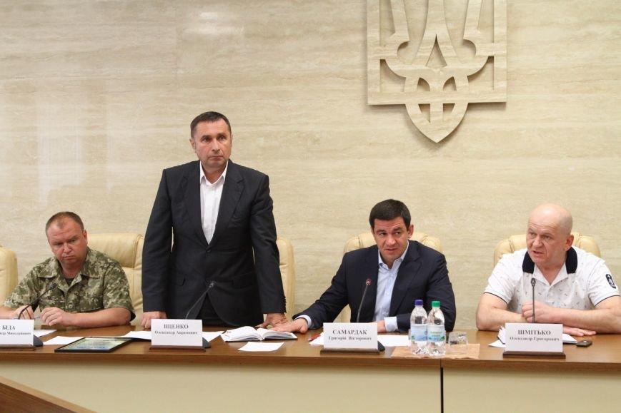 У запорожского губернатора появится зам по борьбе с терроризмом (фото) - фото 1