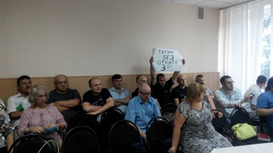 В Краматорске утвердили тариф на проезд в автобусах (фото) - фото 1