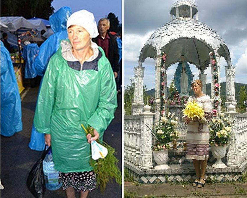120 кілометрів босоніж до Зарваниці: історія матері воїна АТО, яка молитвою врятувала сина (фото) - фото 1