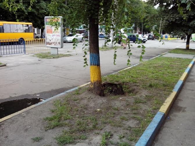 Мосты и путепроводы Днепропетровской области покрасят в сине-желтые цвета (фото) - фото 3