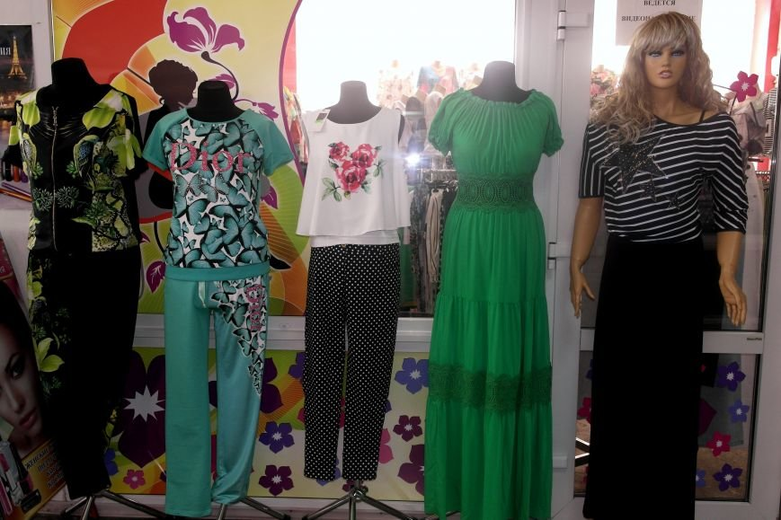 Модницы Красноармейска покупают вещи в магазине «Magic», фото-6