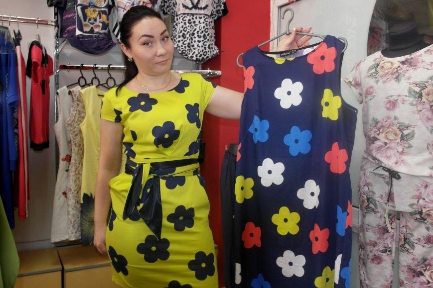 Модницы Красноармейска покупают вещи в магазине «Magic», фото-7