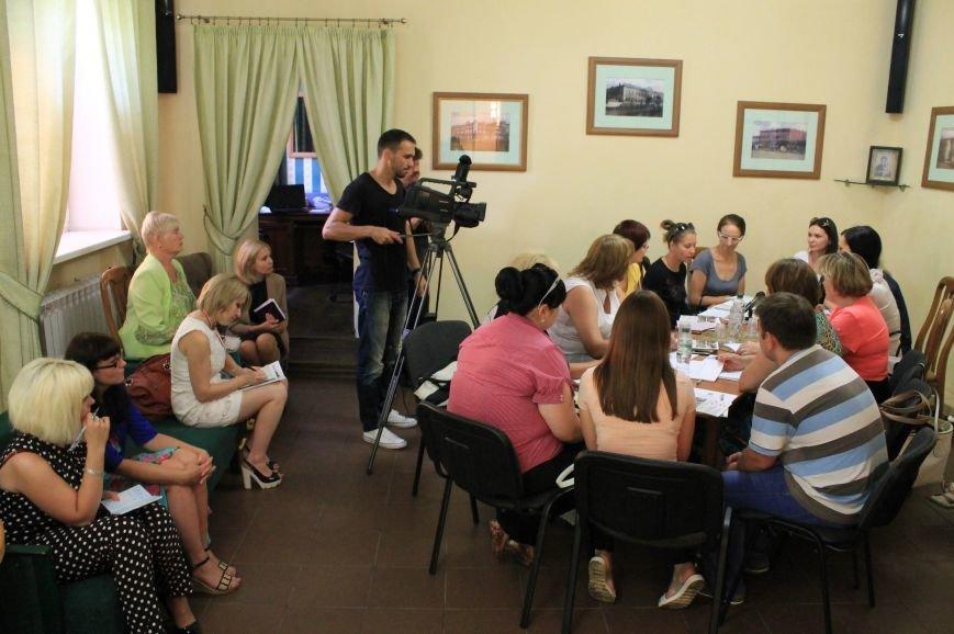 В Артемовске окажут психологическую помощь вынужденным переселенцам, фото-2