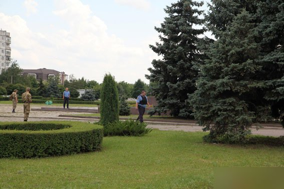 Подробности инцидента с боеприпасами в Комсомольске (фото) - фото 1