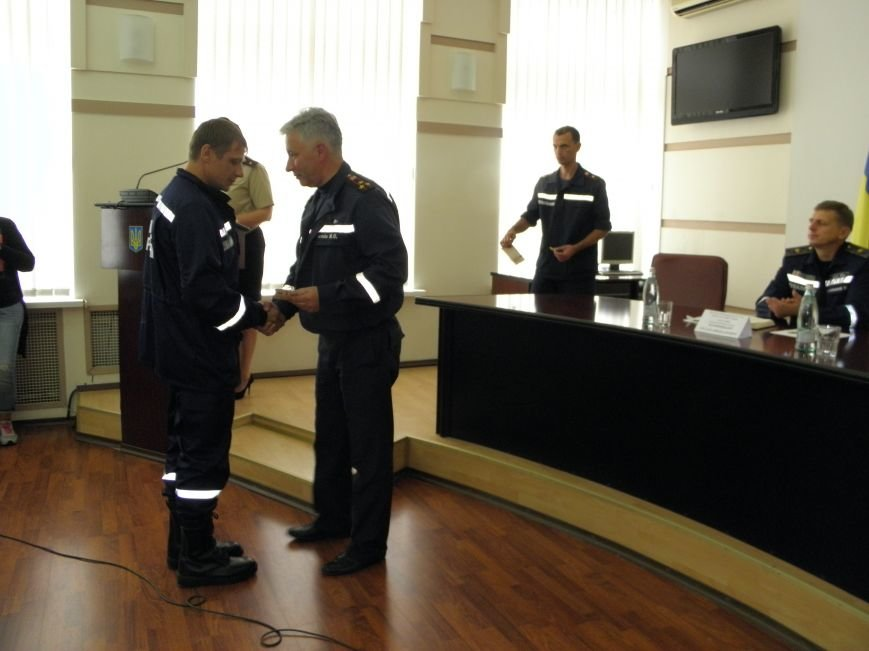 Зачем главный спасатель страны приезжал в Краматорск (ВИДЕО) (фото) - фото 2