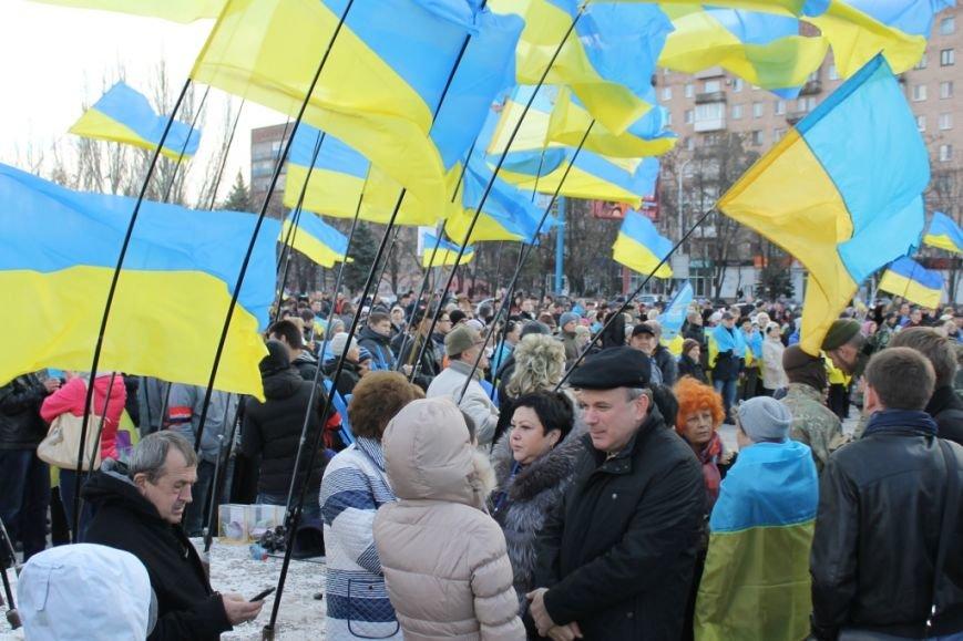 Юрий Тернавский: «Мы не устанем доказывать, что Мариуполь — это Украина!» (фото) - фото 1