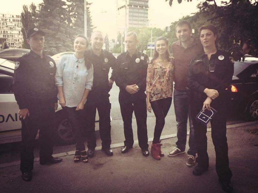 Київська поліція спіймала Парасюка на порушенні правил дорожнього руху (ФОТО), фото-2