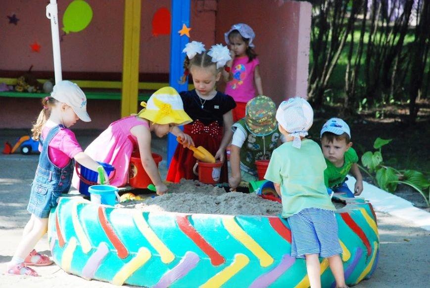 Благодаря помощи ЦГОКа и родителей в детском саду № 65 появился новый спортзал (ФОТО), фото-5