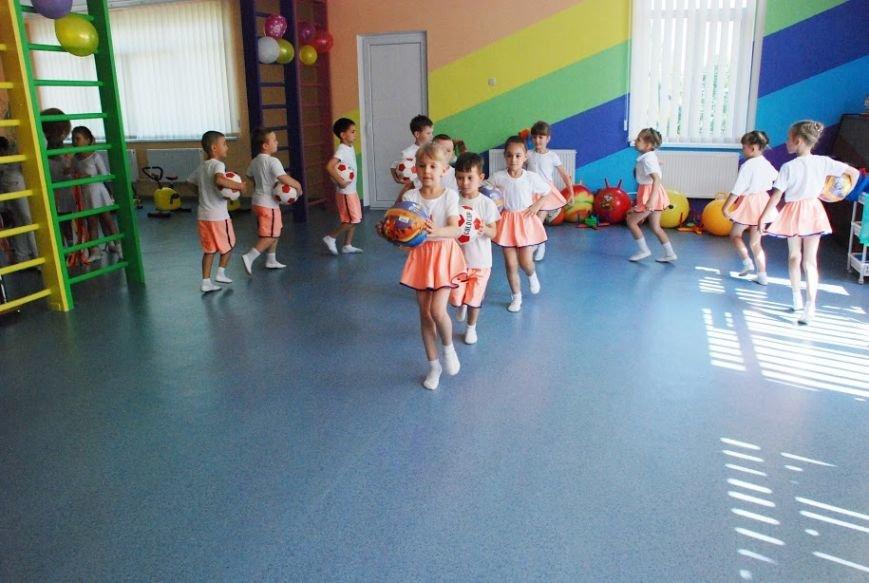 новый спортзал в детском саду DSC_7271